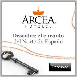 Hoteles arcea Cangas de Onís