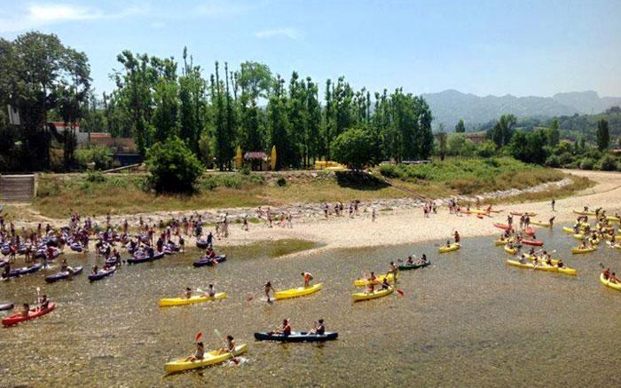 Actividades de turismo activo en cangas de on s for Oficina turismo cangas de onis